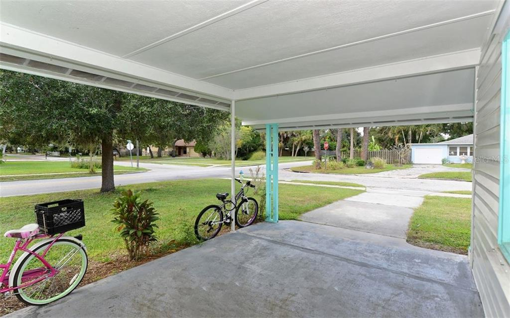 Carport - Single Family Home for sale at 2408 Arlington St, Sarasota, FL 34239 - MLS Number is A4418939