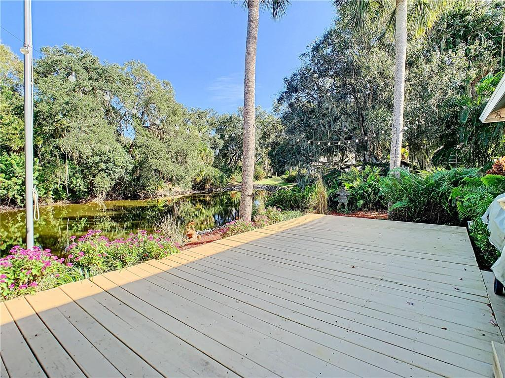Outside Deck - Single Family Home for sale at 4559 Trails Dr, Sarasota, FL 34232 - MLS Number is A4420363