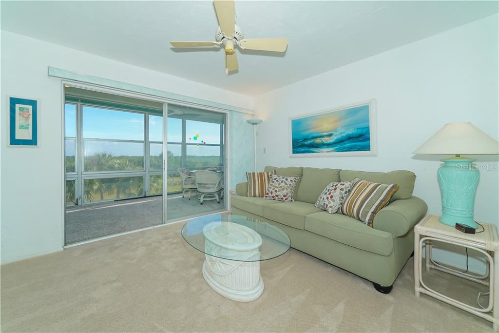 Second bedroom has a queen sofa bed and is ready for visitors! - Condo for sale at 4700 Gulf Of Mexico Dr #305, Longboat Key, FL 34228 - MLS Number is A4422164