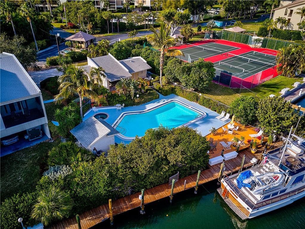 Amenities include a Community Pool, Spa and Tennis Courts! - Condo for sale at 4115 129th St W #4115, Cortez, FL 34215 - MLS Number is A4424939