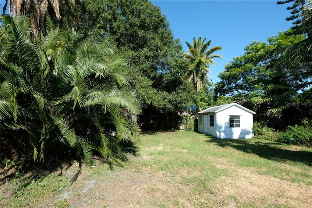 Additional Vacant Lot with Shed - Single Family Home for sale at 2209 Shawnee St, Sarasota, FL 34231 - MLS Number is A4436751