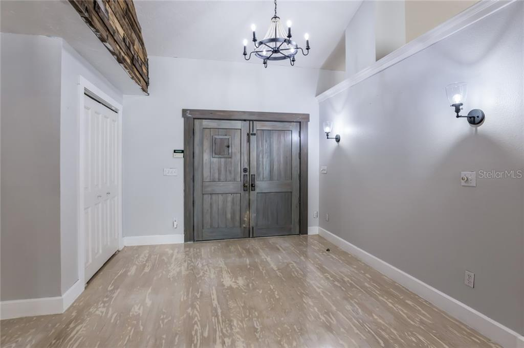 Custom craftsman wood doors and vintage hardware ! One of a kind ! - Single Family Home for sale at 1810 21st St W, Palmetto, FL 34221 - MLS Number is A4438160