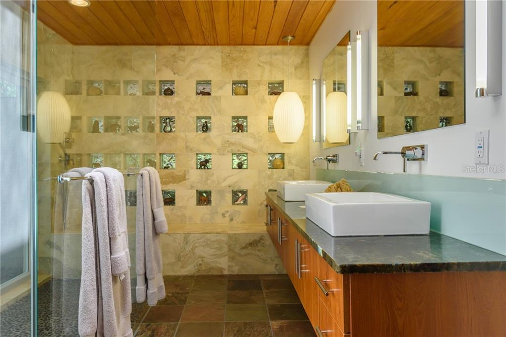 Master bathroom - Single Family Home for sale at 8511 Heron Lagoon Cir, Sarasota, FL 34242 - MLS Number is A4439489