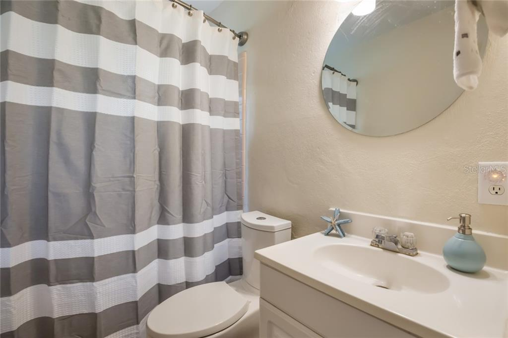 Bathroom with updated fixtures - Single Family Home for sale at 1763 6th St, Sarasota, FL 34236 - MLS Number is A4442510