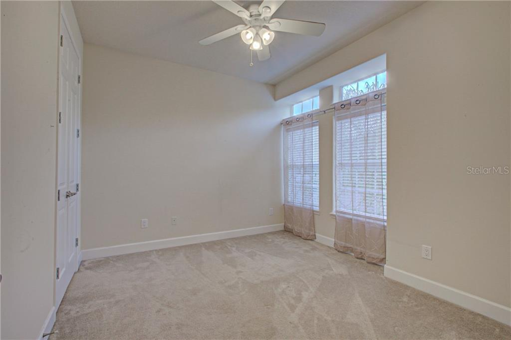 Second bedroom - Condo for sale at 8009 Tybee Ct #8009, University Park, FL 34201 - MLS Number is A4443678