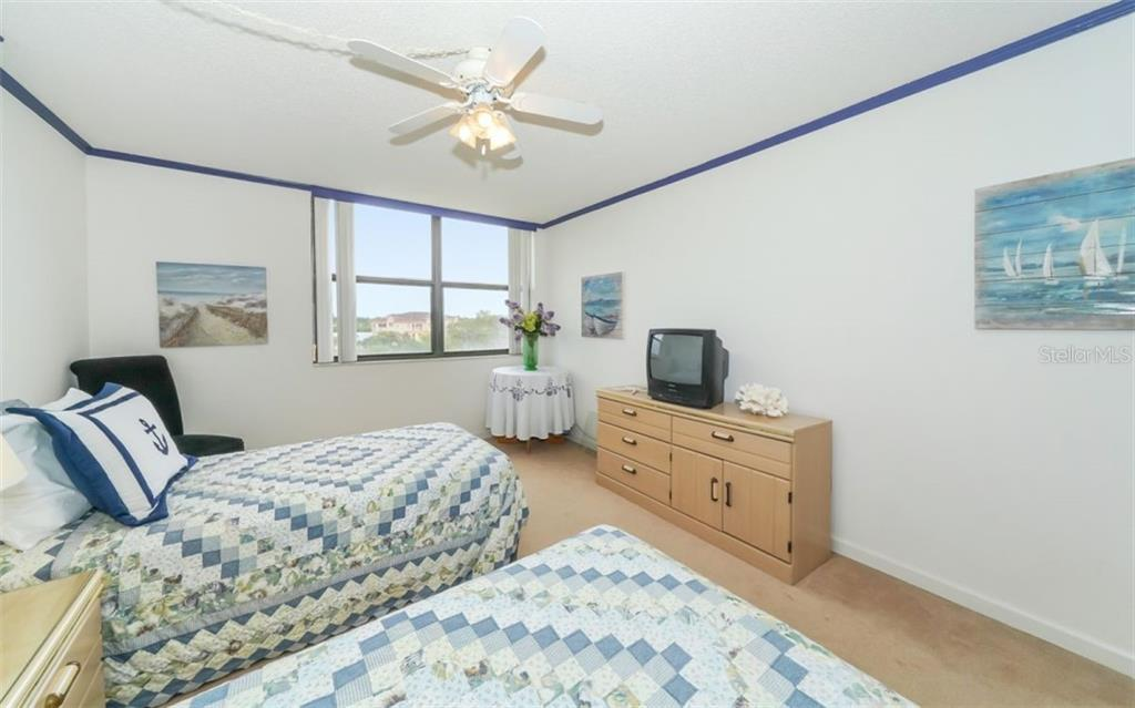 2nd. Bedroom - Condo for sale at 5855 Midnight Pass Rd #429, Sarasota, FL 34242 - MLS Number is A4446942