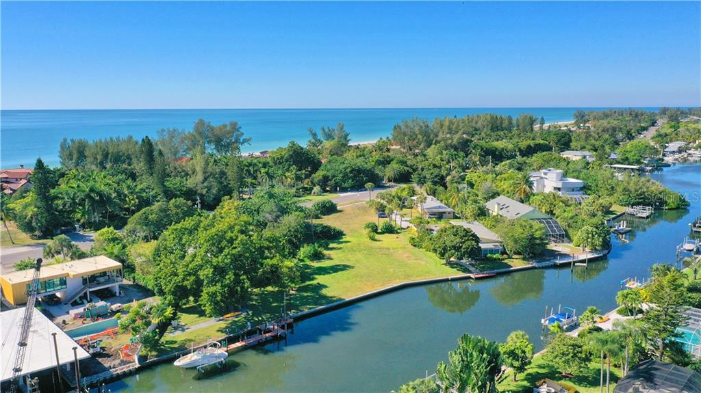 Imagine the possibilities! - Vacant Land for sale at 5910 Gulf Of Mexico Dr, Longboat Key, FL 34228 - MLS Number is A4450538