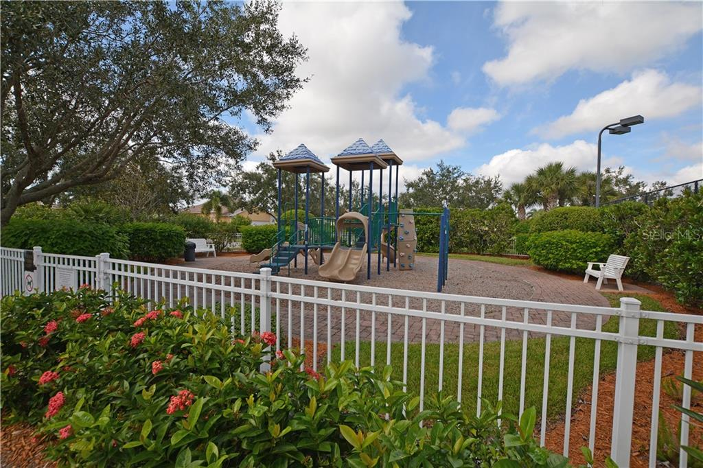 Community Playground - Single Family Home for sale at 5799 Benevento Dr, Sarasota, FL 34238 - MLS Number is A4450677