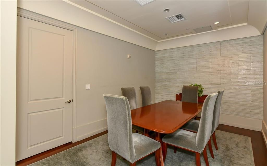 Library for residents - Condo for sale at 1350 Main St #804, Sarasota, FL 34236 - MLS Number is A4451085