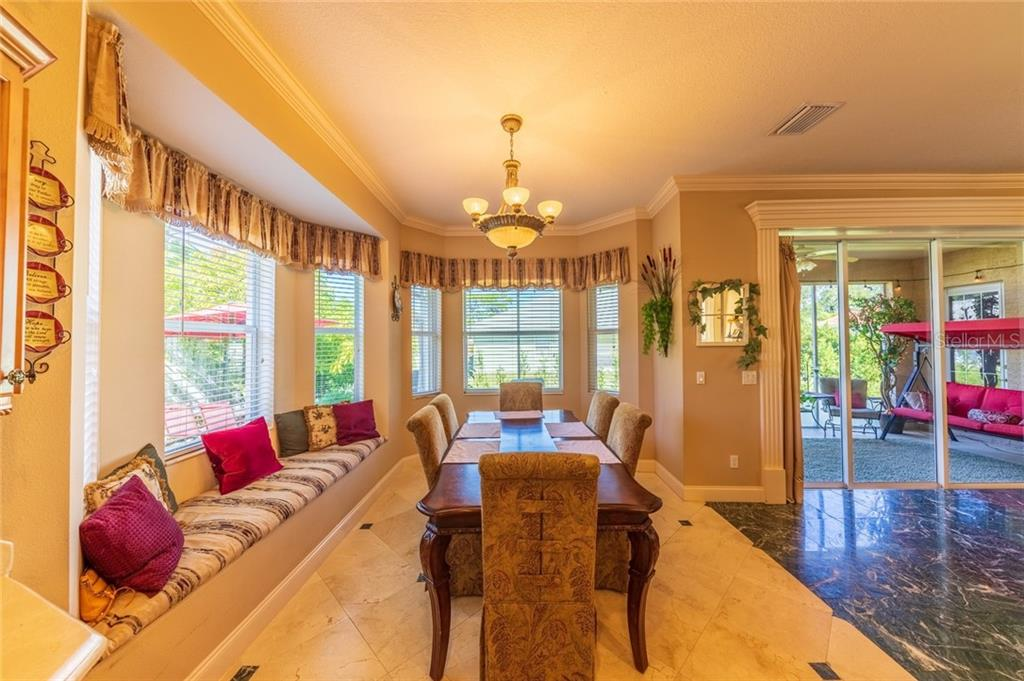 Dining - Single Family Home for sale at 532 Colgate Rd, Venice, FL 34293 - MLS Number is A4451619