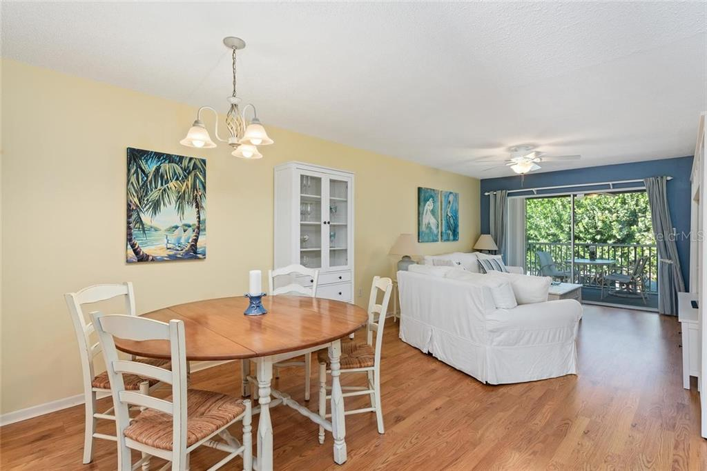 Nicely furnished in a beachy style and ready for you to come enjoy! - Condo for sale at 4307 Gulf Dr #209, Holmes Beach, FL 34217 - MLS Number is A4452656