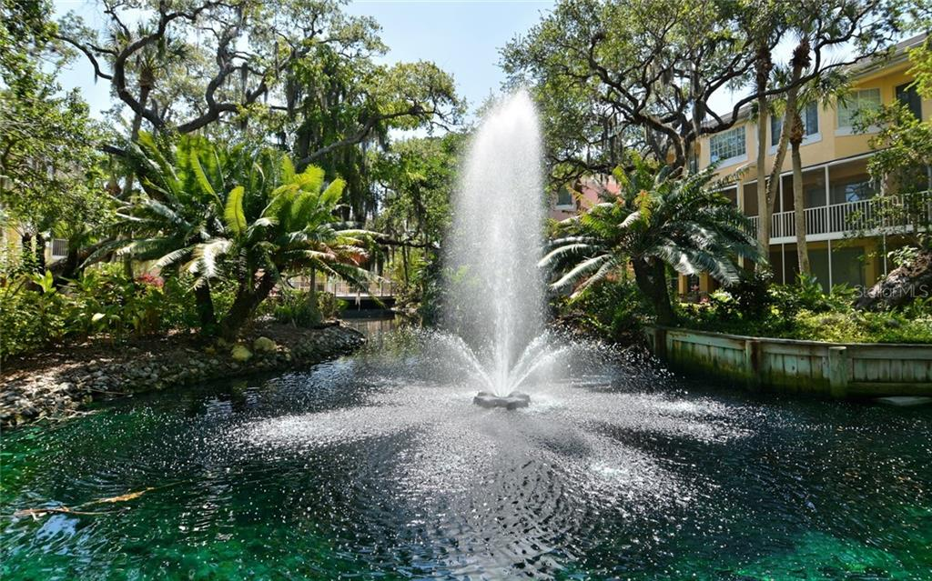 View from your new home! - Condo for sale at 3994 Hamilton Club Cir #18, Sarasota, FL 34242 - MLS Number is A4455281