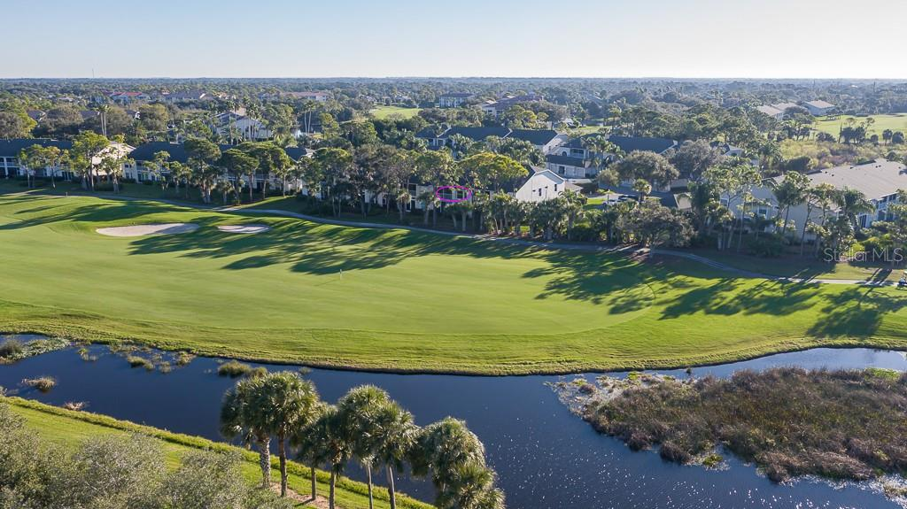 No buildings behind your condo, just gorgeous views - Condo for sale at 9570 High Gate Dr #1722, Sarasota, FL 34238 - MLS Number is A4457005