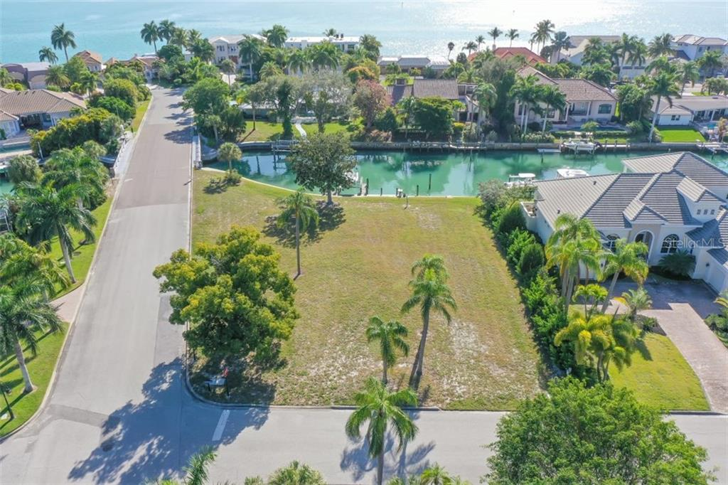 Cleared, maintained and ready to build. - Vacant Land for sale at 656 S Owl Dr, Sarasota, FL 34236 - MLS Number is A4457438