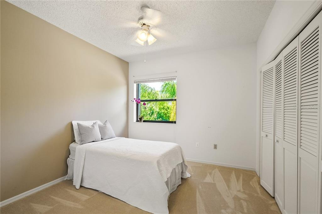 Guest bedroom #1 - Condo for sale at 1668 Starling Dr #204, Sarasota, FL 34231 - MLS Number is A4458491