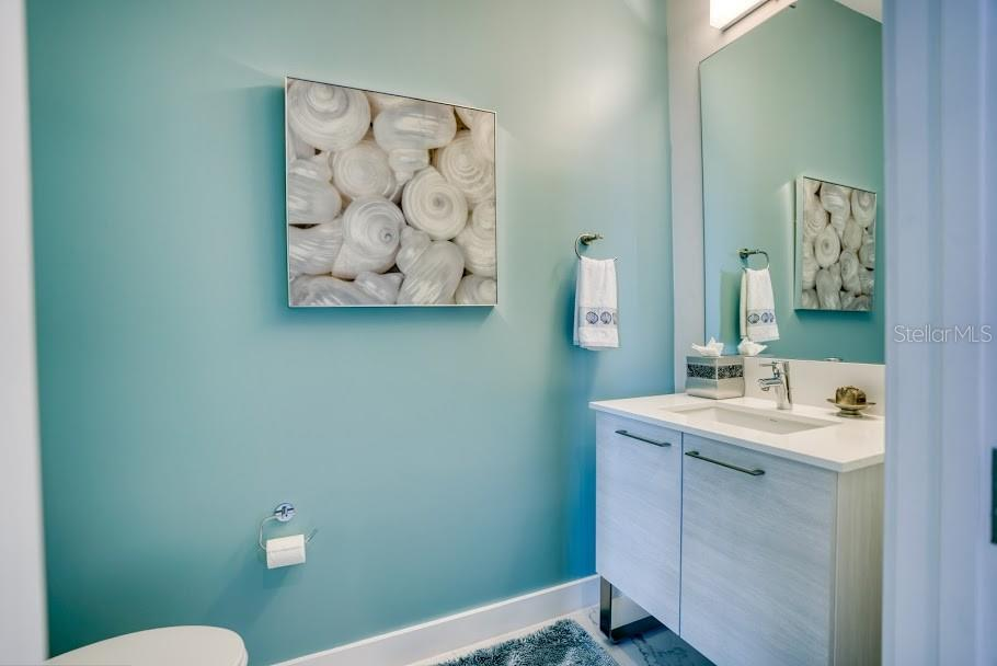 Half Bath - Condo for sale at 1155 N Gulfstream Ave #1909, Sarasota, FL 34236 - MLS Number is A4461040