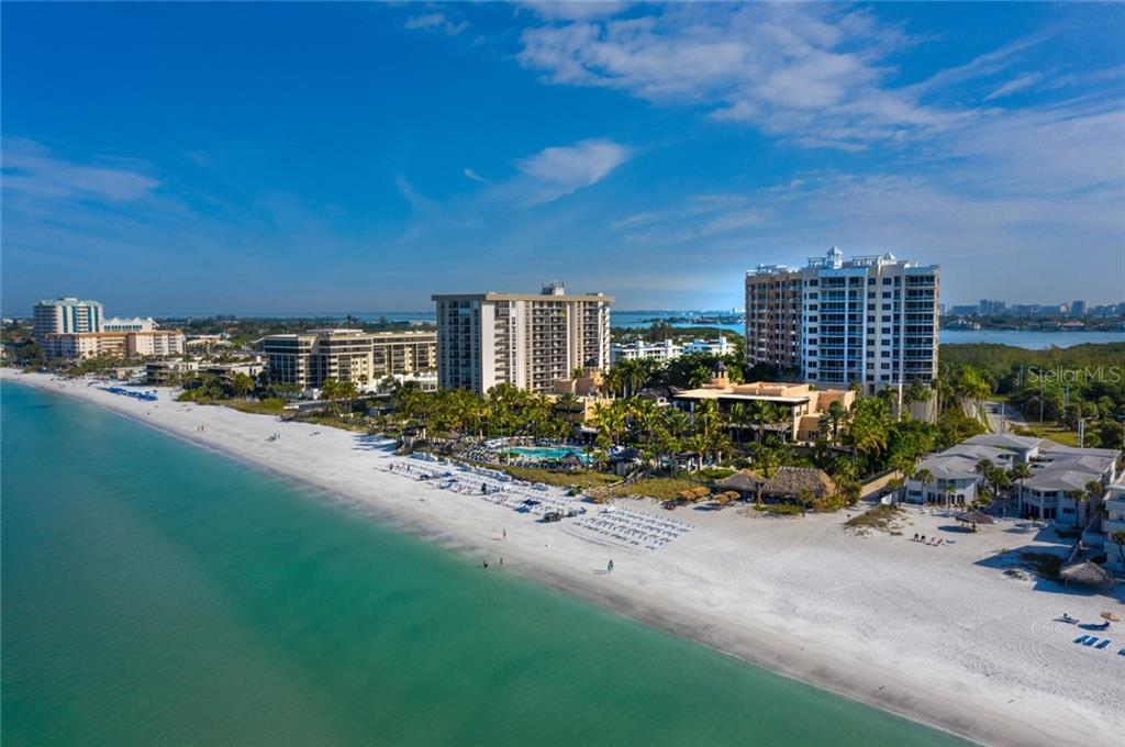 Condo for sale at 1300 Benjamin Franklin Dr #805, Sarasota, FL 34236 - MLS Number is A4462621
