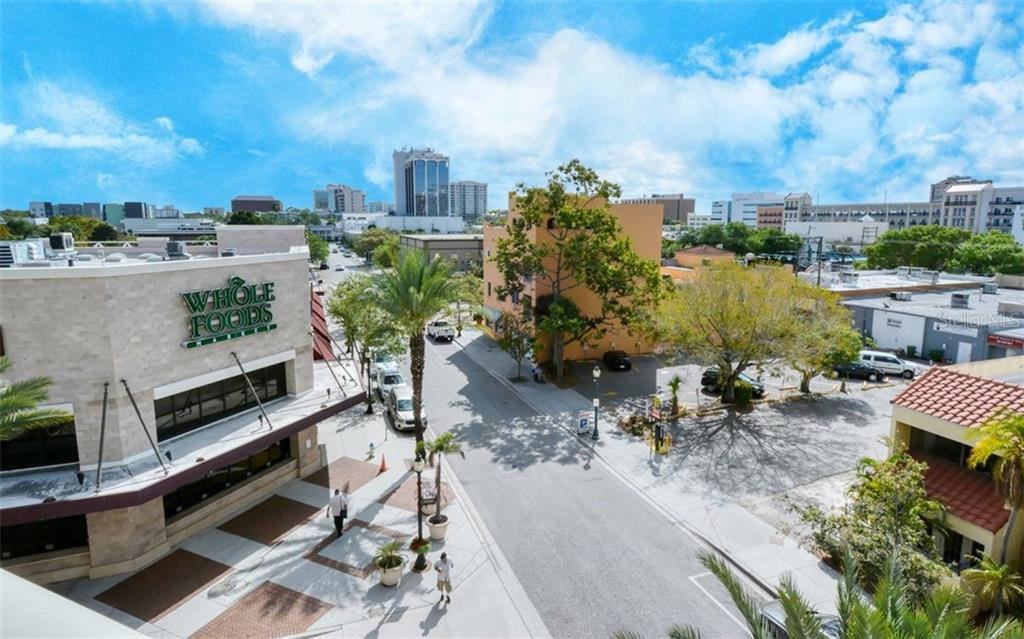 Whole food is right across the street - Condo for sale at 100 Central Ave #A401, Sarasota, FL 34236 - MLS Number is A4463296
