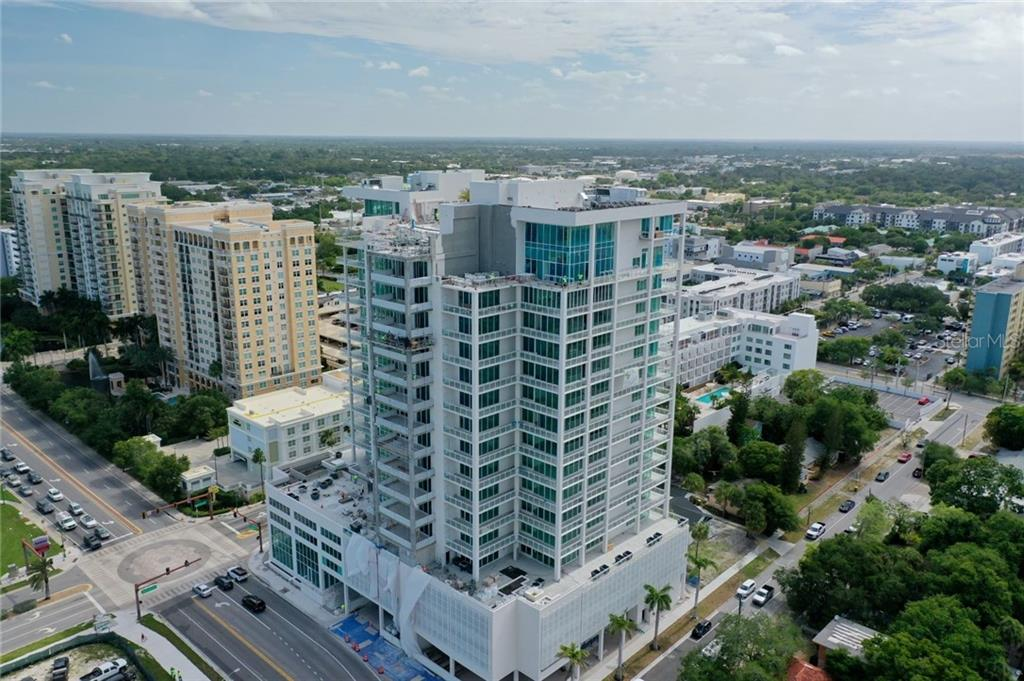 Condo for sale at 540 N Tamiami Trl #804, Sarasota, FL 34236 - MLS Number is A4467479