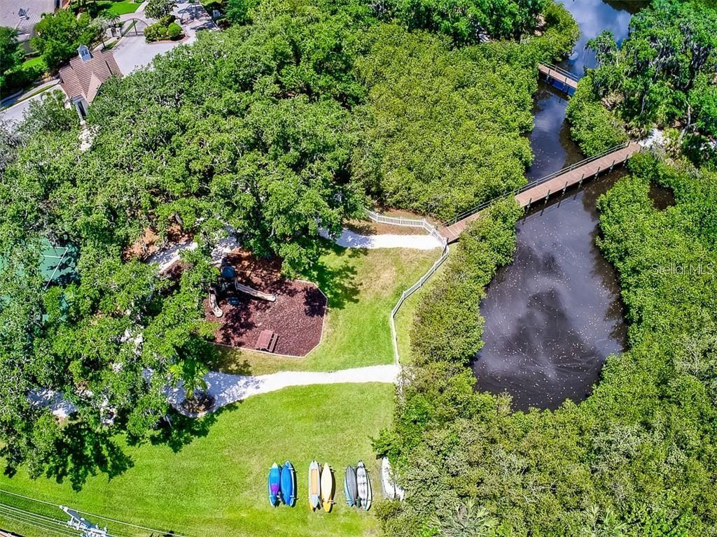 Kayak launch area - Vacant Land for sale at 680 Regatta Way, Bradenton, FL 34208 - MLS Number is A4468555