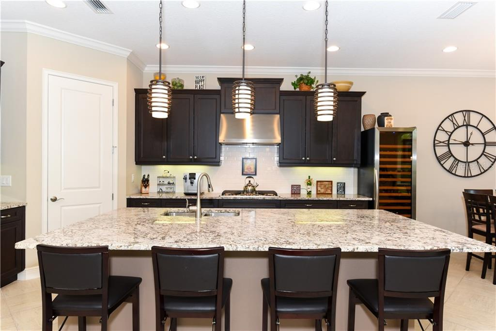 Upgrades Included & Items For Sale Under Separate Contract - Single Family Home for sale at 16512 Berwick Ter, Lakewood Ranch, FL 34202 - MLS Number is A4469115