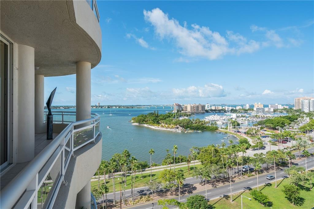 Condo for sale at 500 S Palm Ave #102, Sarasota, FL 34236 - MLS Number is A4469606