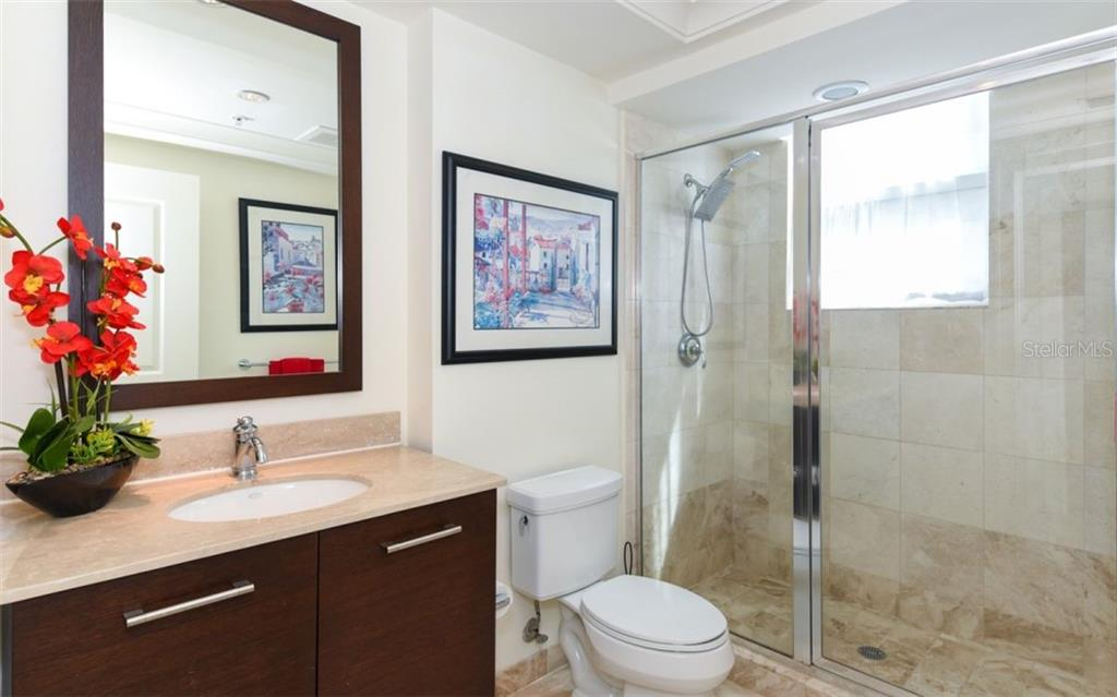 Second bath - Condo for sale at 1350 Main St #701, Sarasota, FL 34236 - MLS Number is A4472236