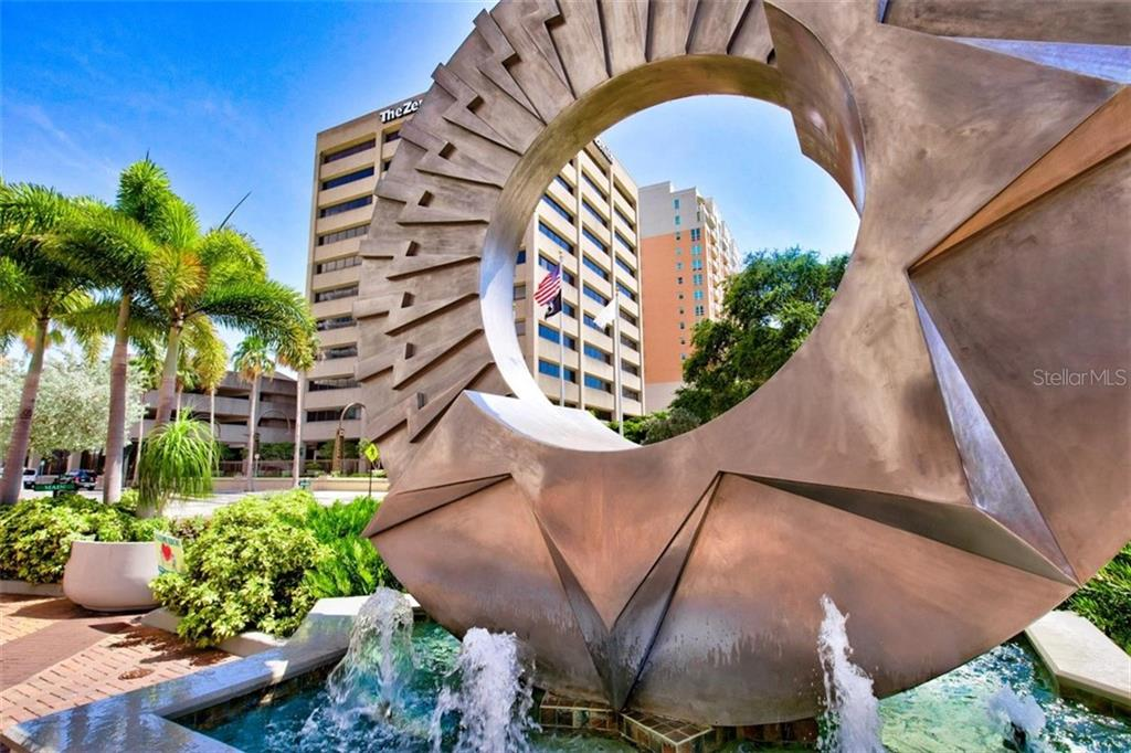 Condo for sale at 1350 Main St #1208, Sarasota, FL 34236 - MLS Number is A4472788