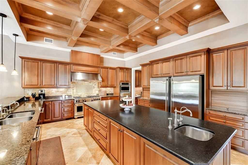 Kitchen - Single Family Home for sale at 1373 Harbor Dr, Sarasota, FL 34239 - MLS Number is A4477187