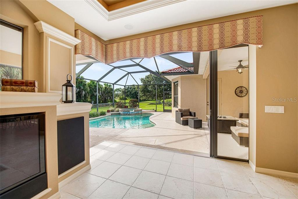 Just incredible living spaces, inside or out. - Single Family Home for sale at 684 Crane Prairie Way, Osprey, FL 34229 - MLS Number is A4478575