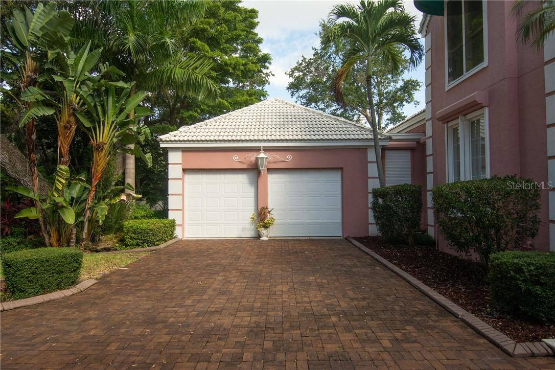 North end garage - Single Family Home for sale at Address Withheld, Sarasota, FL 34242 - MLS Number is A4483403