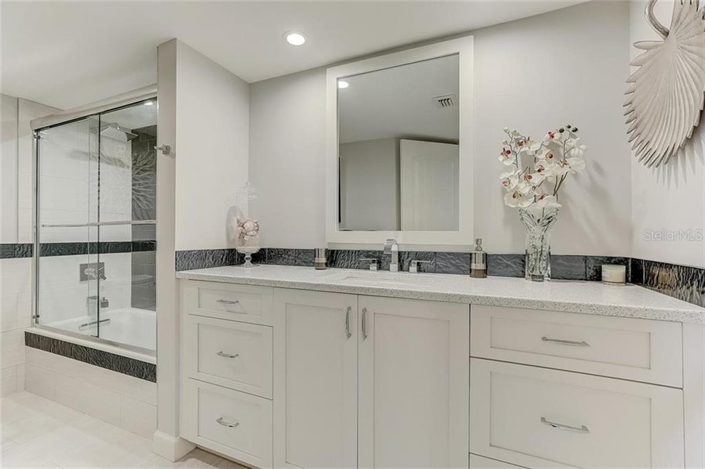 GUEST BATH - Condo for sale at 988 Blvd Of The Arts #214, Sarasota, FL 34236 - MLS Number is A4483598