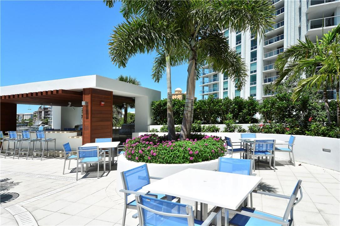 Condo for sale at 1155 N Gulfstream Ave #1802, Sarasota, FL 34236 - MLS Number is A4485046