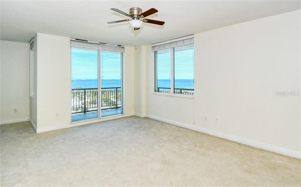 Floor Plan - Condo for sale at 800 N Tamiami Trl #1007, Sarasota, FL 34236 - MLS Number is A4485565