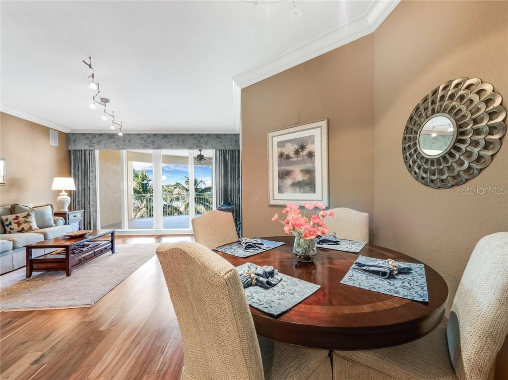 Stylish seaside home designed around dramatic views - Condo for sale at 14021 Bellagio Way #407, Osprey, FL 34229 - MLS Number is A4487552