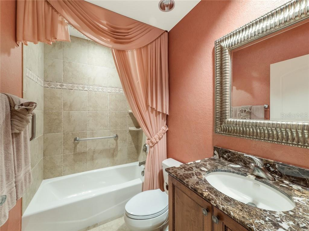 Impressive details in the guest quarters. - Condo for sale at 14021 Bellagio Way #407, Osprey, FL 34229 - MLS Number is A4487552