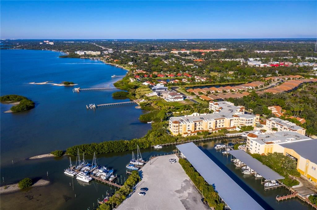 Harbor Master on site and full service marina. - Condo for sale at 14021 Bellagio Way #407, Osprey, FL 34229 - MLS Number is A4487552