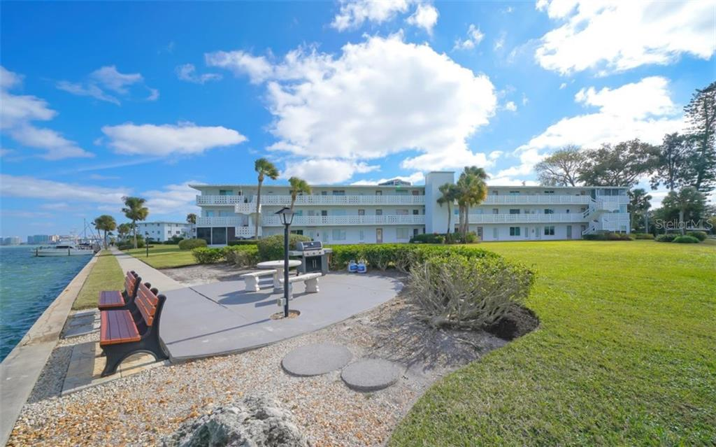 A pleasant spot to while away the time - Condo for sale at 761 John Ringling Blvd #28, Sarasota, FL 34236 - MLS Number is A4490945