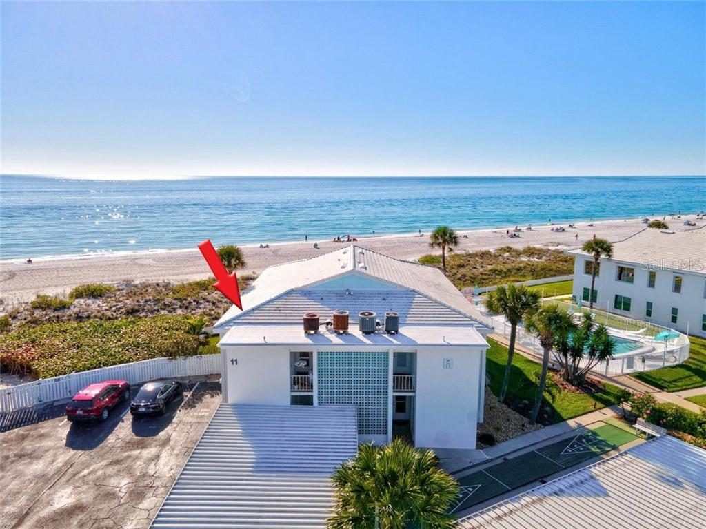Covered parking space #44 - Condo for sale at 5400 Gulf Dr #44, Holmes Beach, FL 34217 - MLS Number is A4493017