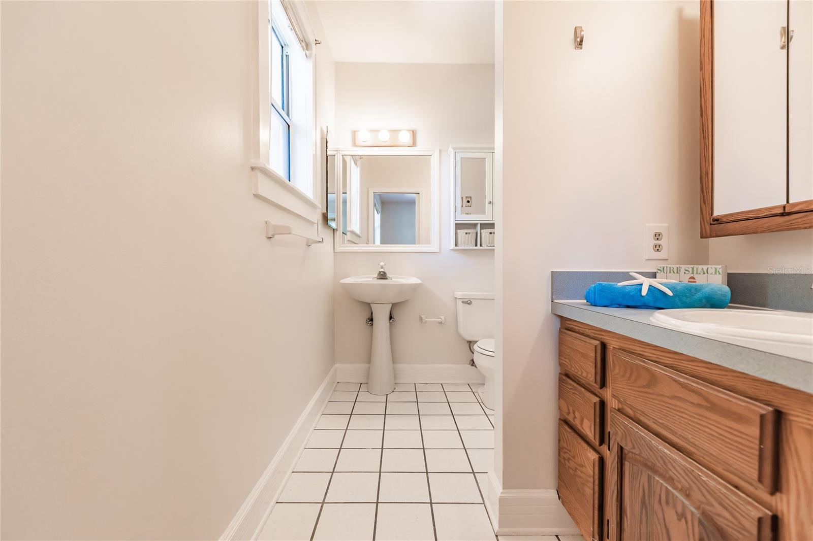 Master Bath - Single Family Home for sale at 7811 27th Ave W, Bradenton, FL 34209 - MLS Number is A4499385