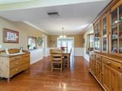 Dining Room - Single Family Home for sale at 7812 17th Ave W, Bradenton, FL 34209 - MLS Number is A4178350