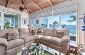 Panoramic Bay views...start your day with a glorious sunrise and end it gazing at the twinkling lights of downtown Sarasota! - Condo for sale at 318 Bay Dr S #7, Bradenton Beach, FL 34217 - MLS Number is A4178742