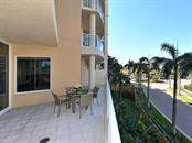 Balcony - Condo for sale at 1300 Benjamin Franklin Dr #303, Sarasota, FL 34236 - MLS Number is A4181200