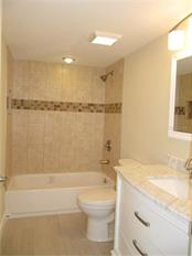 Guest Bathroom - Condo for sale at 6440 Mourning Dove Dr #404, Bradenton, FL 34210 - MLS Number is A4185069