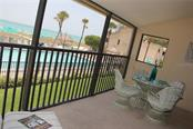 Lanai with full gulf view - Condo for sale at 4621 Gulf Of Mexico Dr #11c, Longboat Key, FL 34228 - MLS Number is A4187979