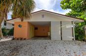 Front View - Duplex/Triplex for sale at 5606 Carissa St #a & B, Holmes Beach, FL 34217 - MLS Number is A4192106