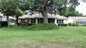 Back of house with extra easement - Single Family Home for sale at Address Withheld, Venice, FL 34293 - MLS Number is A4192278