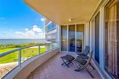 Living Room Balcony - Condo for sale at 3060 Grand Bay Blvd #142, Longboat Key, FL 34228 - MLS Number is A4199568