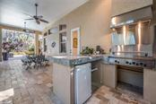 Outdoor Kitchen / Dining - Single Family Home for sale at 3142 Dick Wilson Dr, Sarasota, FL 34240 - MLS Number is A4200867