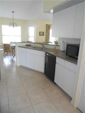 Kitchen - Single Family Home for sale at 6320 Hera St, Englewood, FL 34224 - MLS Number is A4200968